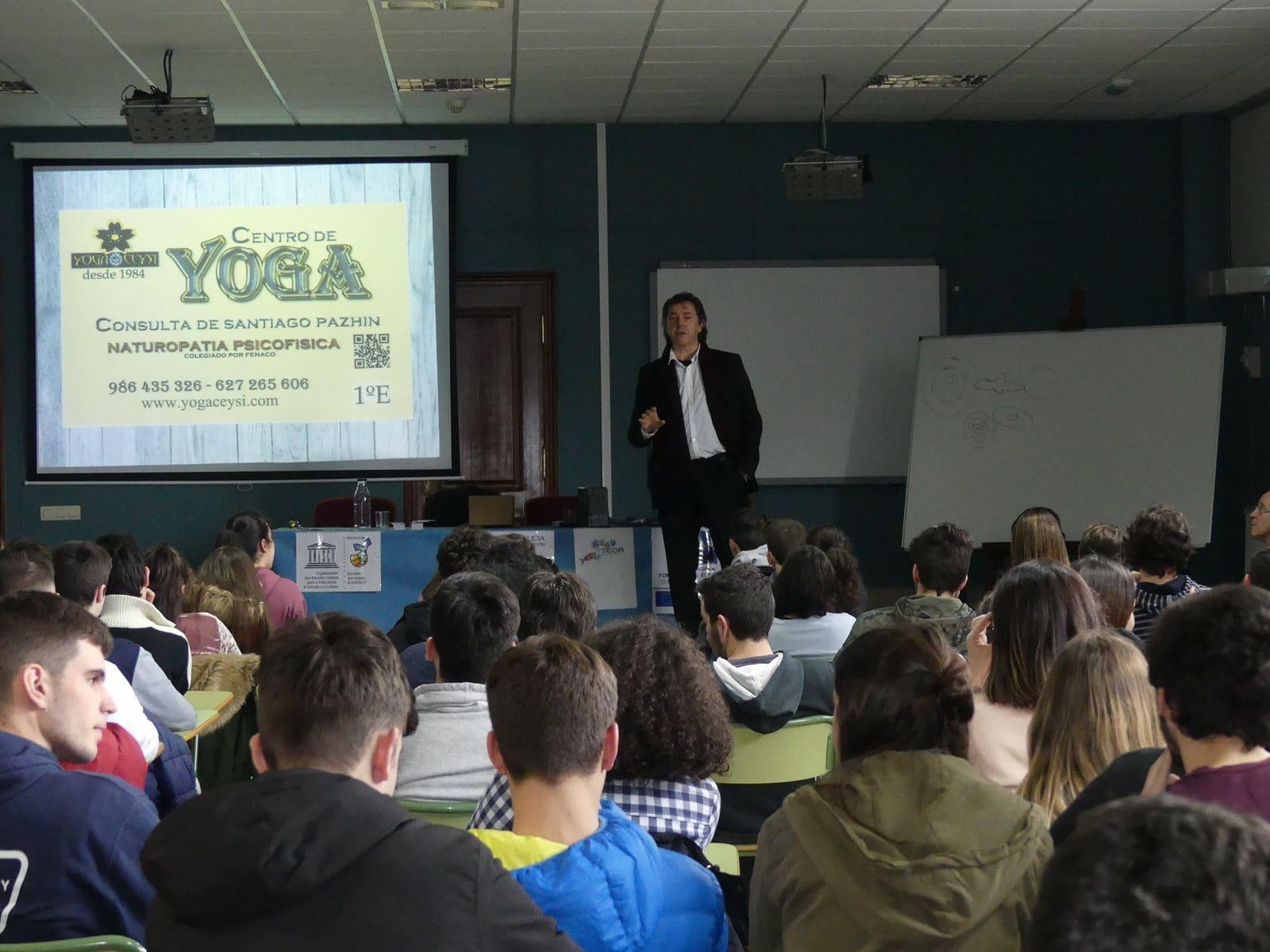 Conferencias Santiago Pazhín